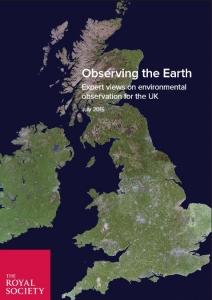 observing the earth cover