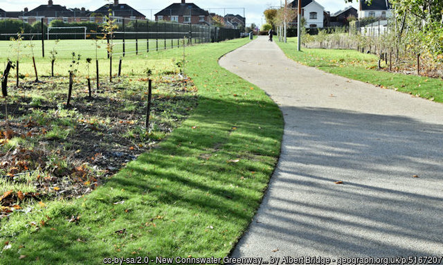 Consswater Community Greenway